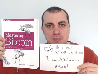 "<a href=""http://rebrn.com/re/i-am-andreas-m-antonopoulos-author-of-mastering-bitcoin-ask-me-298874/"" target=""_blank""><h4>I am Andreas M. Antonopoulos, Author of ""Mastering Bitcoin"" - Ask Me Almost Anything! (IamAMA AMB AMAA!)</h4></a>  Source: <br> <a href=""http://rebrn.com/re/i-am-andreas-m-antonopoulos-author-of-mastering-bitcoin-ask-me-298874/"" target=""_blank"">http://rebrn.com/re/i-am-andreas-m-antonopou...</a>"