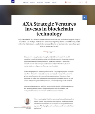 "<h3>Do you know what blockchain is?</h3> Source:<br> <a href=""https://www.axa.com/en/newsroom/news/axa-strategic-ventures-blockchain"" target=""_blank"">https://www.axa.com/en/newsroom/news/...</a>"