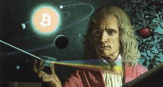 "<h3>""Law I: Every UTXO persists in its state, except insofar as it is compelled to change its state by force impressed.""</h3> — <br>Isaac Newton, Principia 2.0<p>Published by LaurentMT on 27 Aug 2018</p><p>Source:<br>