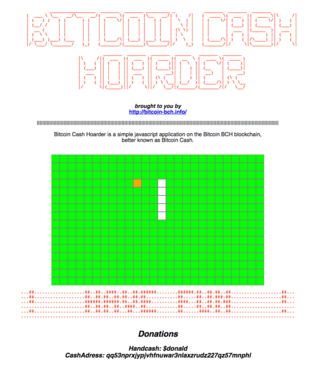 "<h2>BITCOIN CASH HOARDER</h2> Source: <a href=""https://unwriter.github.io/cryptograffitiweb/#@fa69fb53bb45cd9df375f93f6cca52d044e4505eda5ce1b9504ae2c6a999ae27"" target=""_blank"">https://unwriter.github.io/cryptograffitiweb/#@fa69fb...</a>"