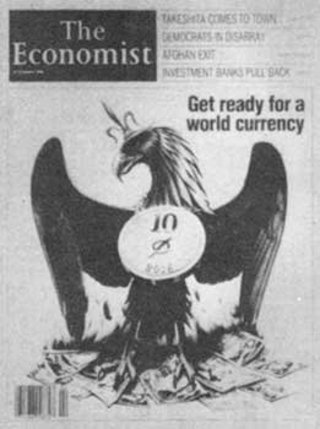 "Cover:<br><strong> ""GET READY FOR A WORLD CURRENCY""</strong><p> Title of article: <br>Get Ready for the Phoenix <br><br>Source: <br>Economist; 01/9/88, Vol. 306, pp 9-10</p>  <a href=""https://www.trustnodes.com/wp-content/uploads/2018/10/economist-1988-get-ready-for-a-world-currency.pdf"" target_=""blank"">https://www.trustnodes.com/wp-content/uploads/...</a>"