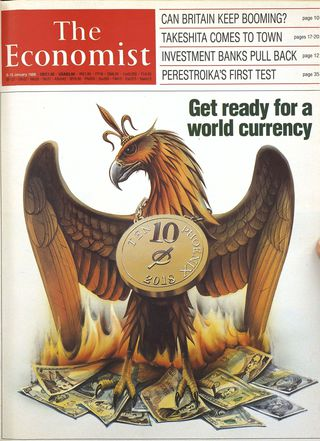 "<p>The Economist&rsquo;s apparent 1988 cover.</p> <h2>Will Satoshi Nakamoto Tweet Today?</h2> <p><strong> Published by Trustnodes.com on October 10, 2018&nbsp;</strong></p> <p>Kids. They&rsquo;re going around saying the Economist has predicted Satoshi Nakamoto will tweet out on this very day, October the 10th 2018.</p> <p>That old bastion of the industrial age is now apparently the all seeing mouthpiece of the elite&rsquo;s elite, with their frontpage often courting conspiracies.</p> <p>The latest is that they have predicted bitcoin, and more so, that they have predicted twitter and even have secretly revealed the name Satoshi Nakamoto in 1988.<br /><br /></p> <p>Source:<br /><a href=""https://www.trustnodes.com/2018/10/10/will-satoshi-nakamoto-tweet-today"">https://www.trustnodes.com/2018/10/10/will-satoshi...</a></p>"