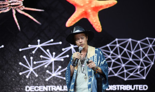 "Brock Pierce <h2>Four Days Trapped at Sea With Crypto&rsquo;s Nouveau Riche</h2> <p>Published by Laurie Penny on&nbsp;12.05.2018</p> <p>Source:<br /><a href=""https://breakermag.com/trapped-at-sea-with-cryptos-nouveau-riche/"">https://breakermag.com/trapped-at-sea-with-cryptos-nouveau-riche/</a></p>"