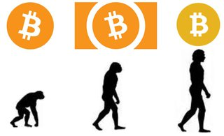 "<p><strong>Bitcoin Evolution</strong></p> <p>Source:<br /><a href=""https://twitter.com/natoshisakamato/status/1083138602060693506"" target=""_blank"">@natoshisakamato</a></p>"