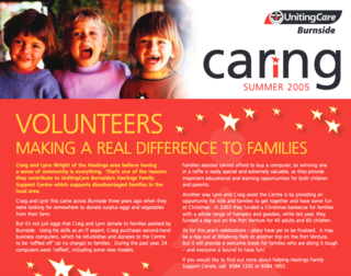 "<p>Source:<br /><a href=""https://web.archive.org/web/20110428233425/http://www.burnside.org.au/content/Caring%20newsletter%20summer%2005.pdf"" target=""_blank"">burnside.org newsletter.pdf</a></p>"