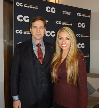 "<h2>Dr Craig S Wright interview by Marianne Jett Coingeek Conference Toronto. Is he Satoshi? Copyrights</h2> <p>Recorded on 30.05.2019</p> <p>Source:<br /><a href=""https://youtu.be/KJ_Ajp27pnE"">https://youtu.be/KJ_Ajp27pnE</a><br /><br /></p>"