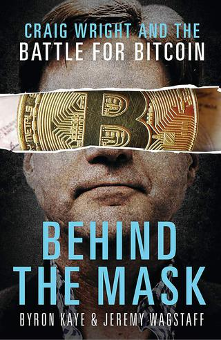 "<h2>Behind the Mask: Craig Wright and the Battle for Bitcoin</h2> <p>Paperback &ndash; 28 Jan 2020 by Byron Kaye and Jeremy Wagstaff&nbsp;</p> <p>Blackmail, police raids, hidden fortunes, death threats and a billion dollar offshore trust. This is the thrilling, stranger-than-fiction story of Craig Wright, the Australian who controversially claims to be the real Satoshi Nakamoto, the elusive inventor of Bitcoin and the underpinning technology that is proving as disruptive as the web was 25 years ago. BEHIND THE MASK spans continents and features a cast of characters ranging from a libertarian femme fatale to a fugitive Canadian gambling tycoon. It follows Wright from his humble beginnings in dirt-poor Queensland to besuited guru trying to recover his reputation and control over the cryptocurrency stage, squaring up to multiple enemies.<br /><br />Painstakingly researched by two international journalists, BEHIND THE MASK is the secret history of Bitcoin, which, it turns out, is as much about betrayal and human weakness as it is about a world-changing technology.</p> <p>Source: <a href=""https://www.amazon.com.au/Behind-Mask-Wright-Battle-Bitcoin/dp/192571280X"" target=""_blank"">amazon.com.au</a></p>"